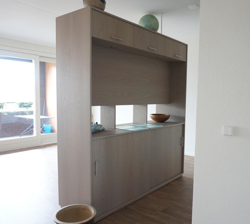 Mooie woonkamer kast : Mooie Eiken (grijs authentiek) kast, ook ...
